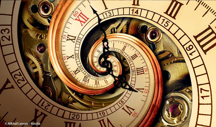 Die Zeit Reisen