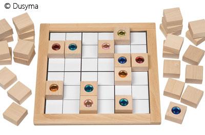 Sudoky-Spiel-Dusyma