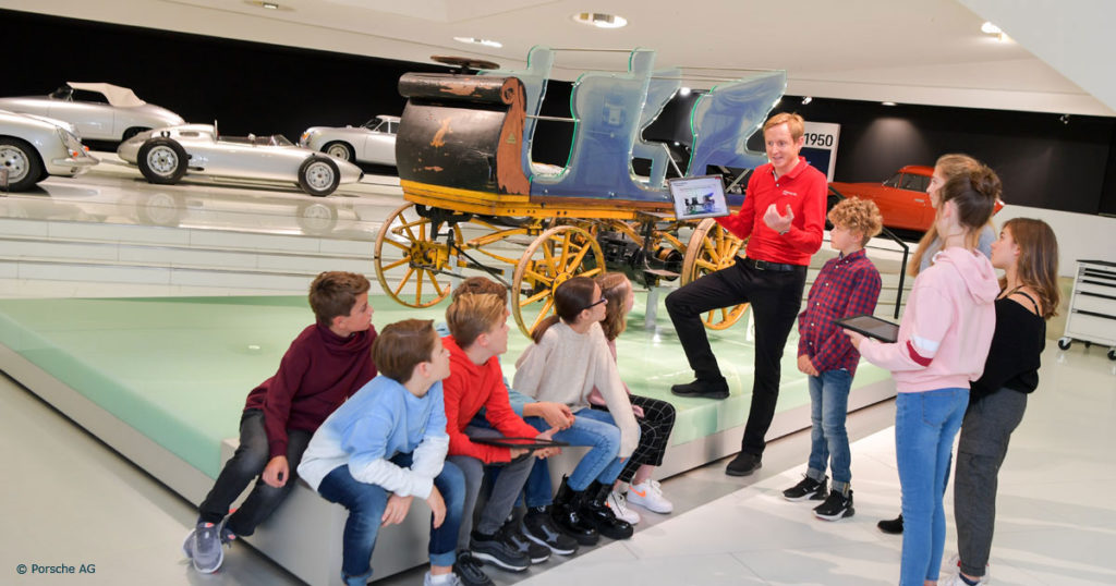 Porsche-Museum-Workshops
