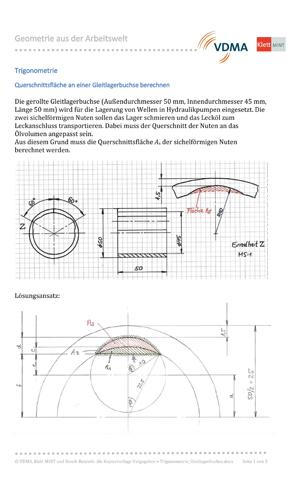 trigonometrie_gleitlagerbuchse